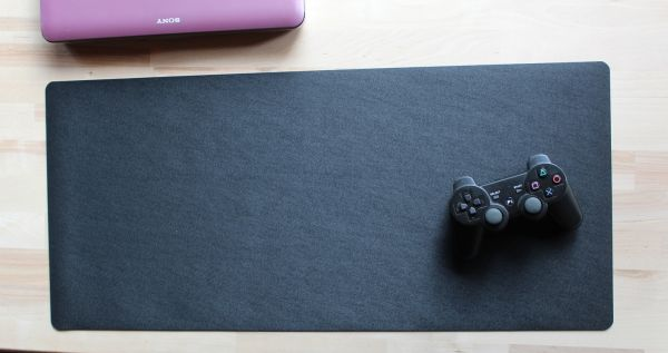 Gaming Mousepad textil superglide 600 x 300mm